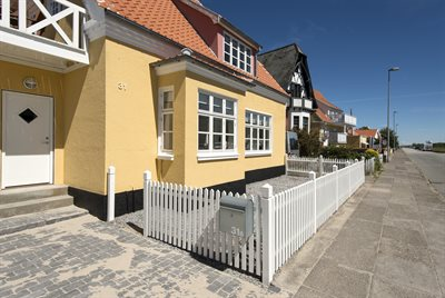 Holiday apartment in a town, 10-0077, Skagen, Osterby