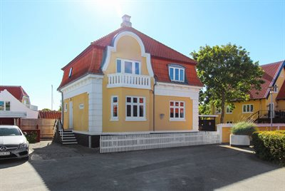 Holiday apartment in a town, 10-0084, Skagen, Osterby