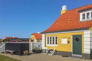 Stuga i en stad, 10-0217, Skagen, Midtby