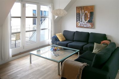 Holiday apartment in a town, 10-0225, Skagen, Centre