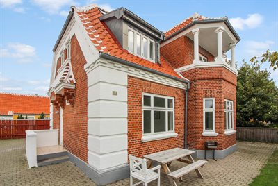 Holiday apartment in a town, 10-0247, Skagen, Centre