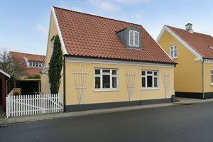 Stuga i en stad, 10-0252, Skagen, Midtby