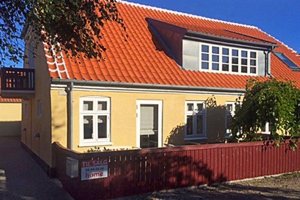 sommerhus Skagen, Centre