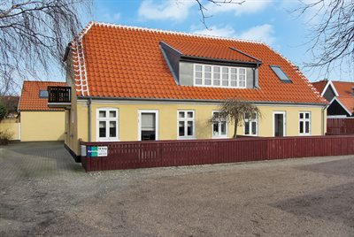 Holiday apartment in a town, 10-0305, Skagen, Centre
