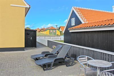 Holiday home in a town, 10-0672, Skagen, Vesterby