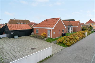Holiday apartment in a town, 10-0686, Skagen, Vesterby