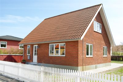 Holiday home in a town, 10-0802, Skagen, Nordby