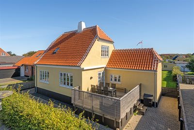 Holiday home in a town, 10-0863, Skagen, Nordby