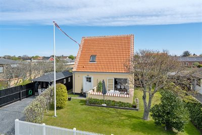 Holiday home in a town, 10-0864, Skagen, Nordby