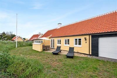 Holiday home in a town, 10-1062, Gl. Skagen