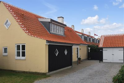 Holiday home in a town, 10-1084, Gl. Skagen