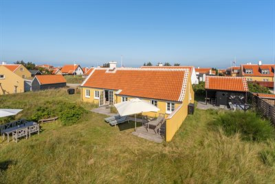 Holiday home in a town, 10-1091, Gl. Skagen