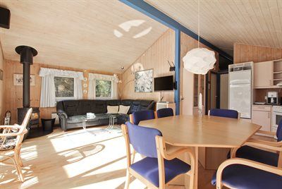 Holiday home, 10-2006, Skiveren