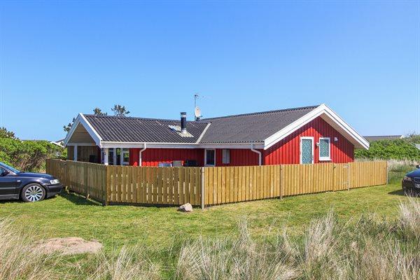 6 persoons vakantiehuis in Skallerup Klit