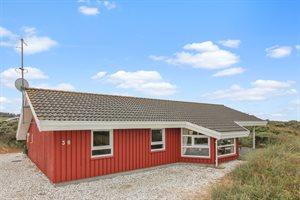 8 persoons vakantiehuis in Nørlev