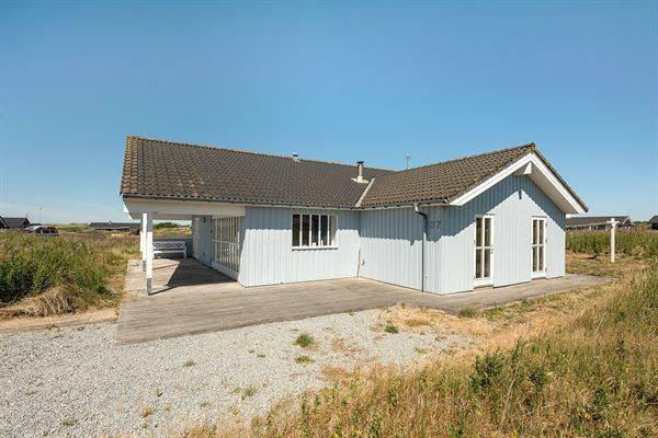 7 persoons vakantiehuis in Nørlev
