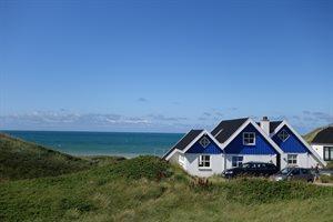 8 persoons vakantiehuis in Hjørrng