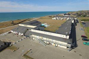 Ferienwohnungen Im Lyngby Mølle Feriecenter An Der Nordseeküste