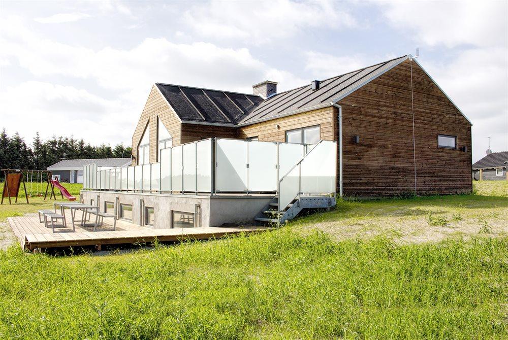 18 persoons vakantiehuis in Noordwest-Jutland