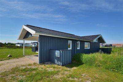 Holiday home, 11-4166, Lokken