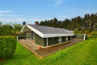 Holiday home, 12-0242, Gronhoj