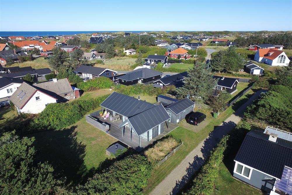 11 persoons vakantiehuis in Noordwest-Jutland