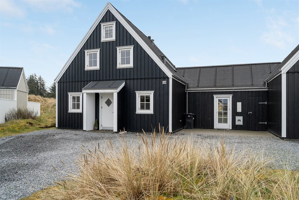 Holiday home 14-0684 in Blokhus in NW Jutland