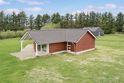 Holiday home, 15-1057, Tranum