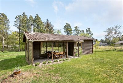 Holiday home, 15-1070, Tranum