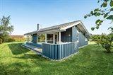 Ferienhaus 16-0036 Slettestrand