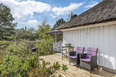 Holiday home, 16-0052, Slettestrand