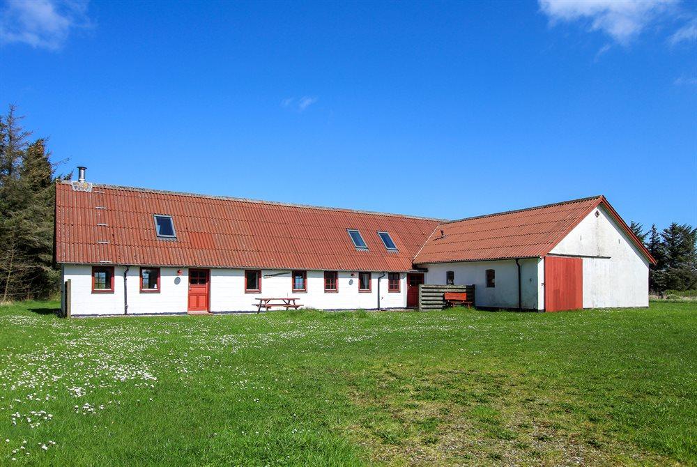 14 persoons vakantiehuis in Noordwest-Jutland