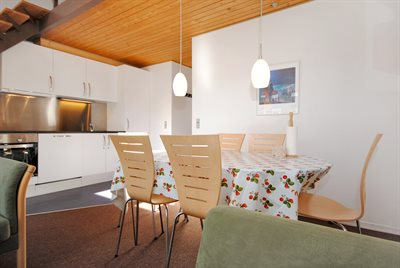 Holiday apartment in a holiday centre, 18-3110, Agger