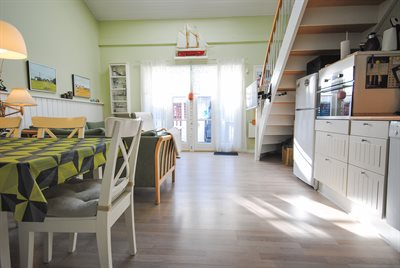 Holiday apartment in a holiday centre, 18-3127, Agger