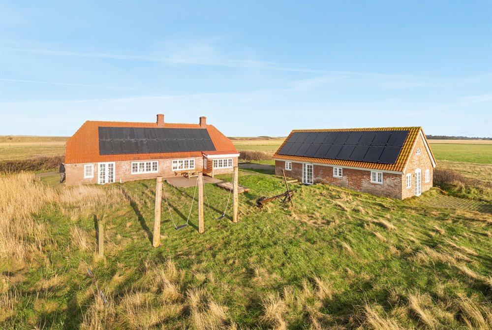 22 persoons vakantiehuis in Noordwest-Jutland
