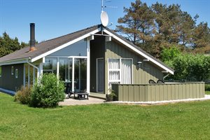 Holiday home, 21-0055, Sdr. Nissum