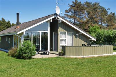 Holiday home, 21-0055, Sdr. Nissum