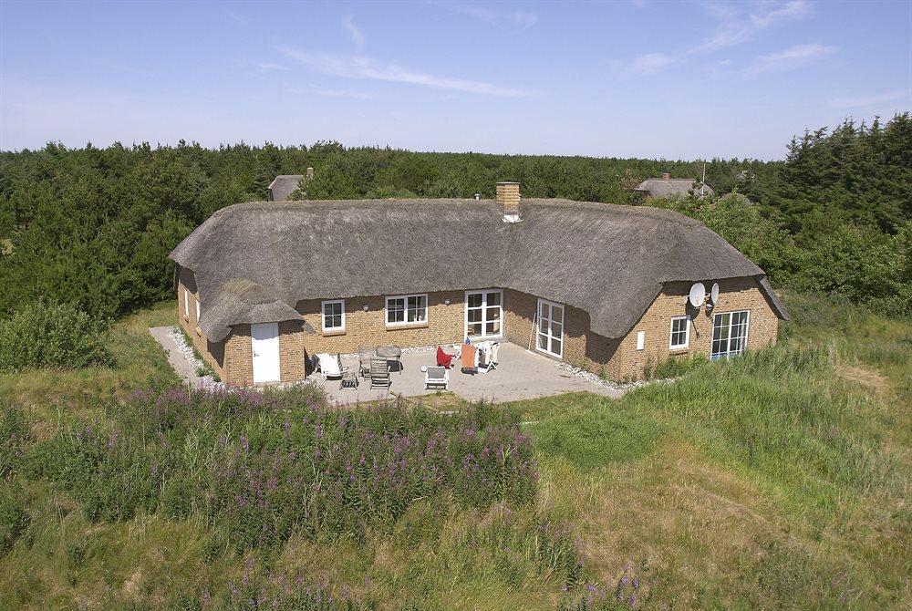 11 persoons vakantiehuis in West-Jutland midden