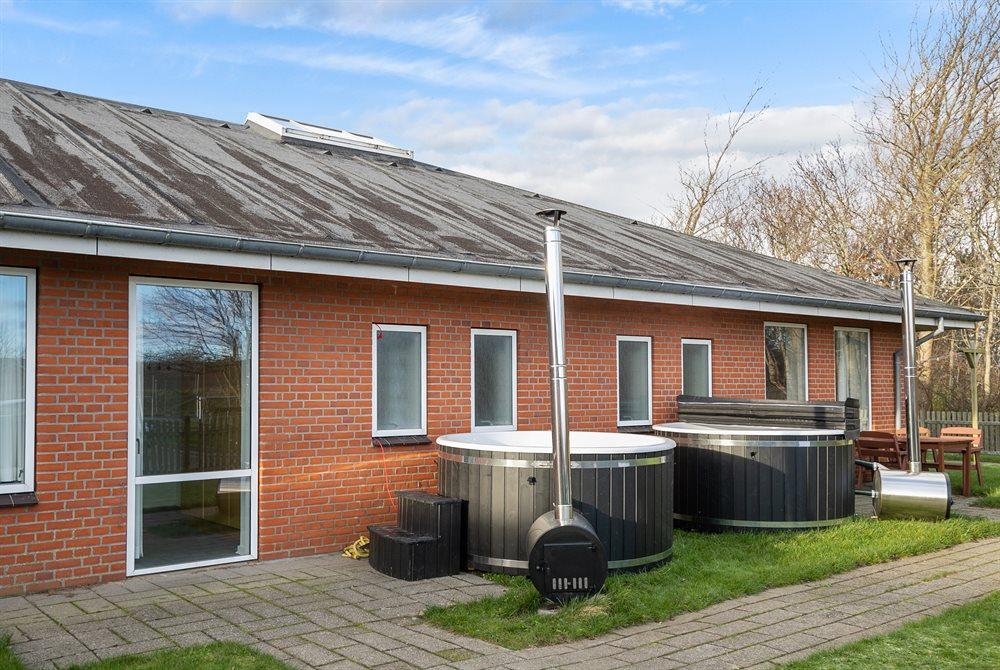 28 persoons vakantiehuis in West-Jutland midden