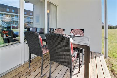 Holiday apartment in a holiday centre, 22-1361, Sondervig