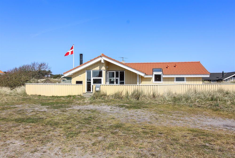 Holiday Home 22 3073 In Nr Lyngvig In Western Jutland