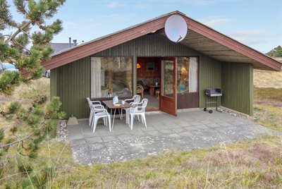 Holiday home, 23-2012, Bjerregaard