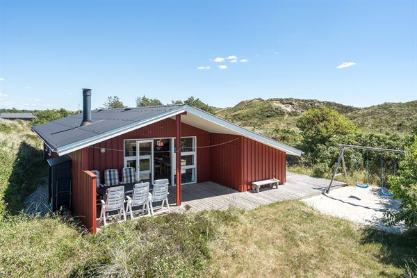 6 persoons vakantiehuis in Henne Strand