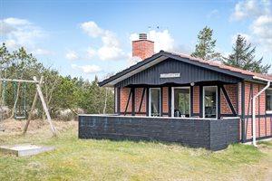 Sommerhus, 25-5053, Vejers Strand