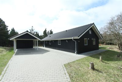 Holiday home, 25-5100, Vejers Strand