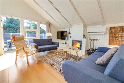 Holiday home, 25-5127, Vejers Strand