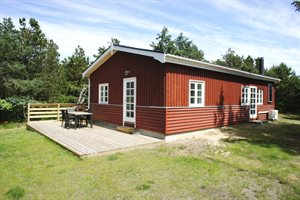 Holiday home, 25-5181, Vejers Strand