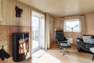 Holiday home, 26-0451, Blaavand