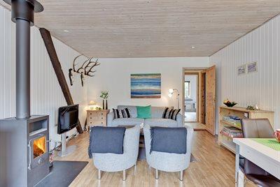 Holiday apartment, 26-1023, Blaavand, Ho