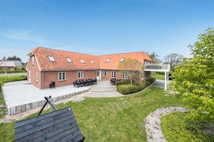Ferienhaus, 29-2343, Römö, Kongsmark